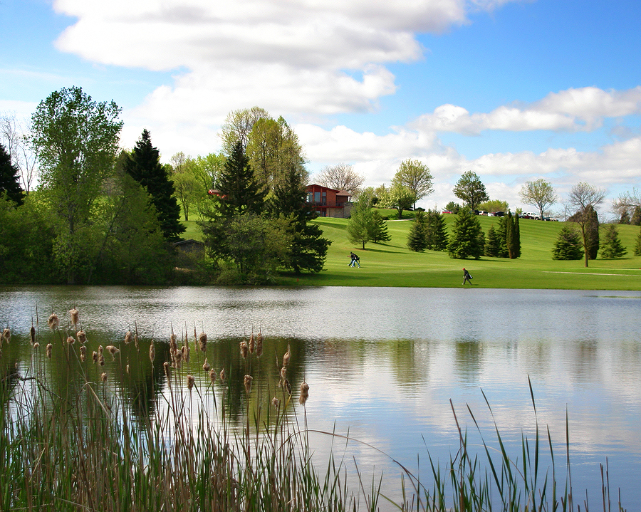 Waukesha County Golf Course Homes For Sale